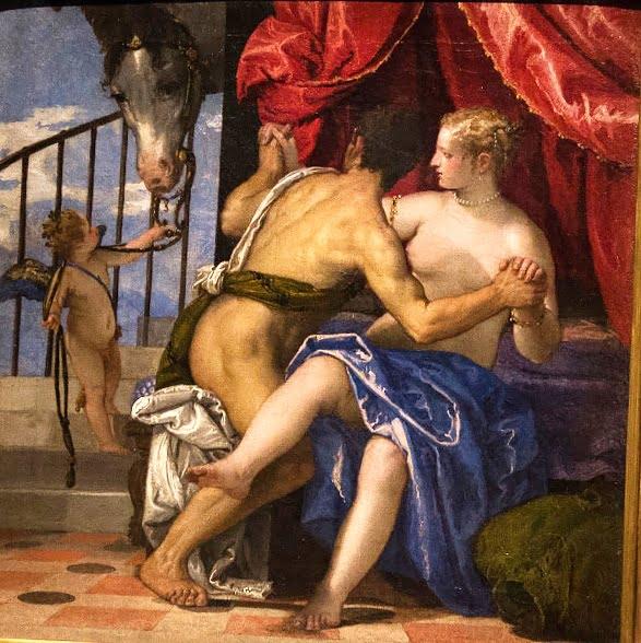 Венера и Марс Веронезе