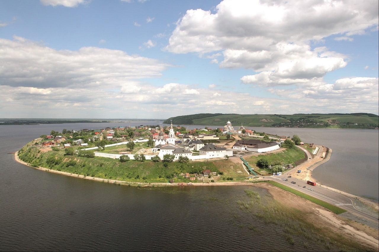 Остров Свияжск (Республика Татарстан)