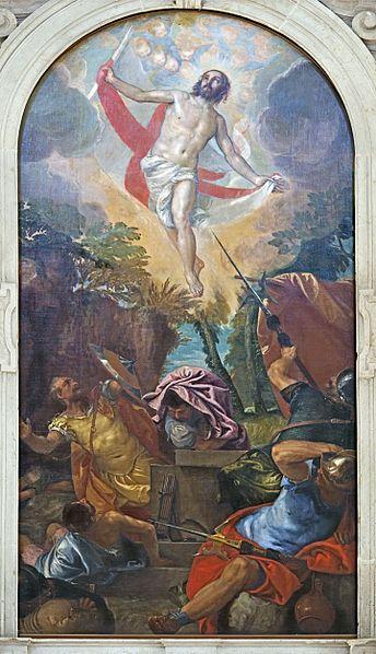 """От """"Крещения"""" Тинторетто до """"Воскресения"""" Веронезе"""