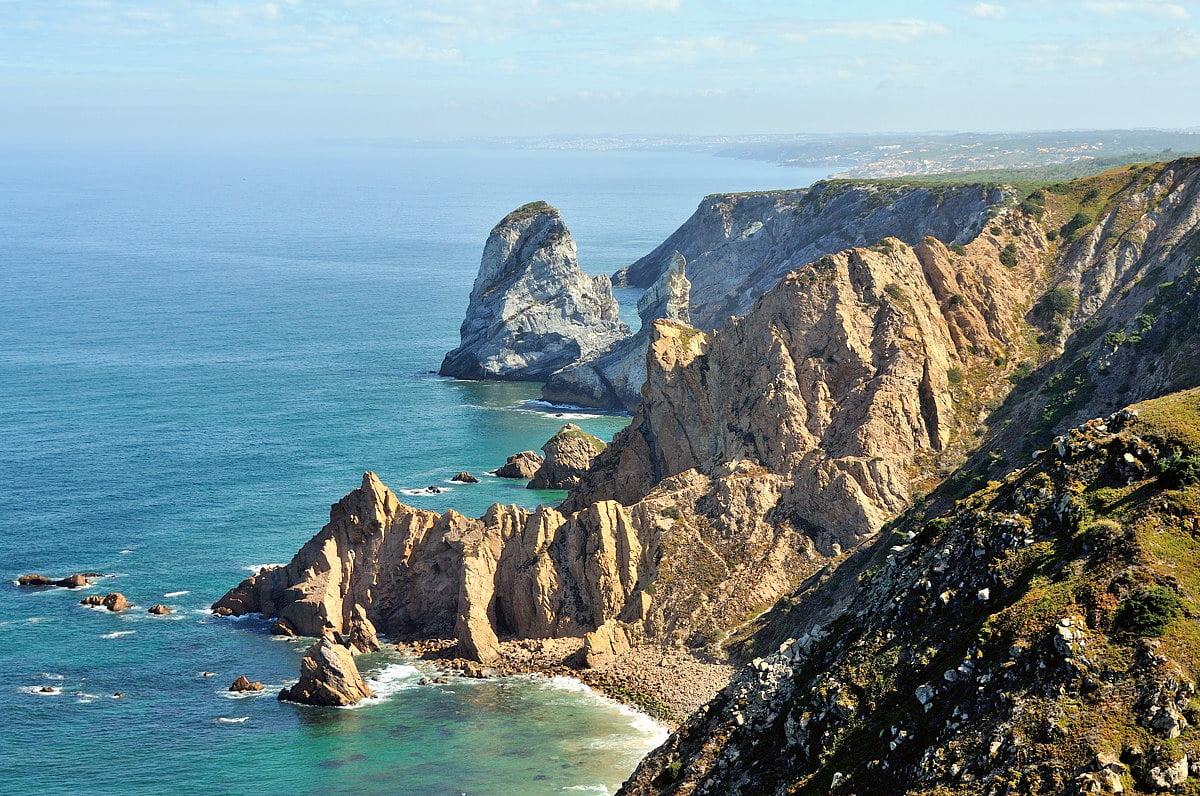 Мыс Рока. Португалия