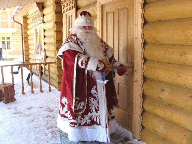 Усадьба Деда Мороза Великий Устюг