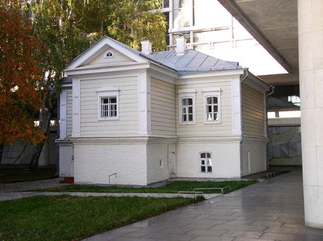Дом где родился Ленин Ульяновск