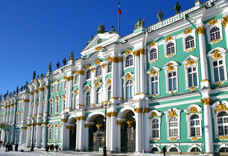 Зимний дворец. Музей Эрмитаж