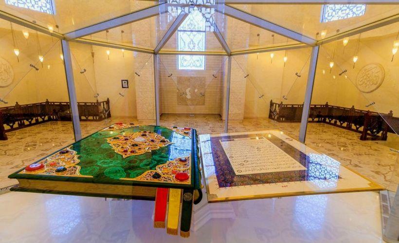 В музее Древнего Болгара