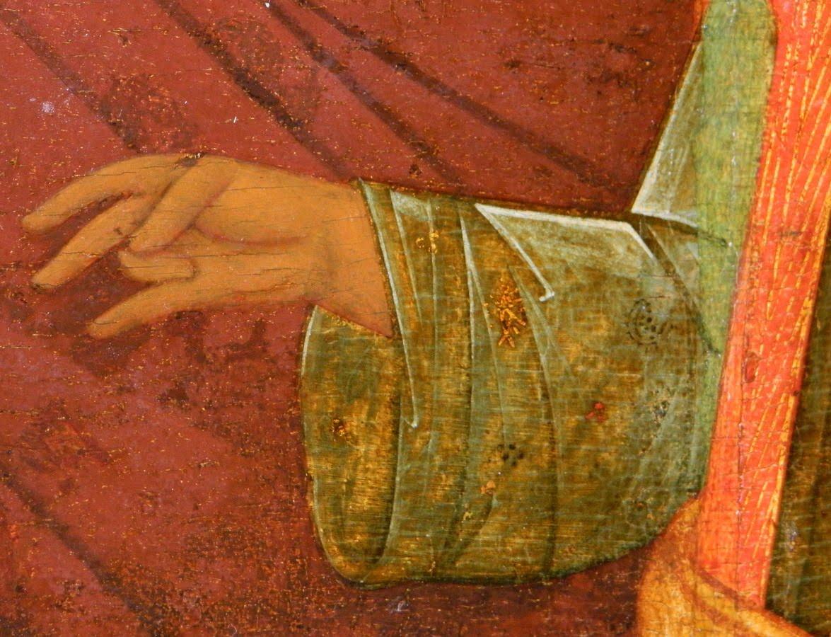 Дионисий. Богоматерь Одигитрия