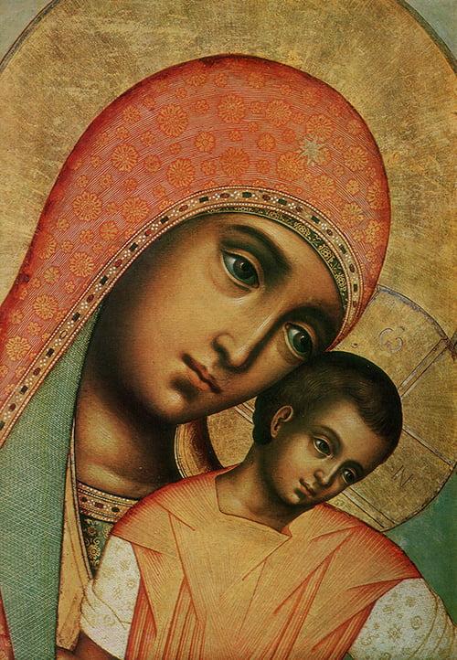 10 знаменитых русских икон