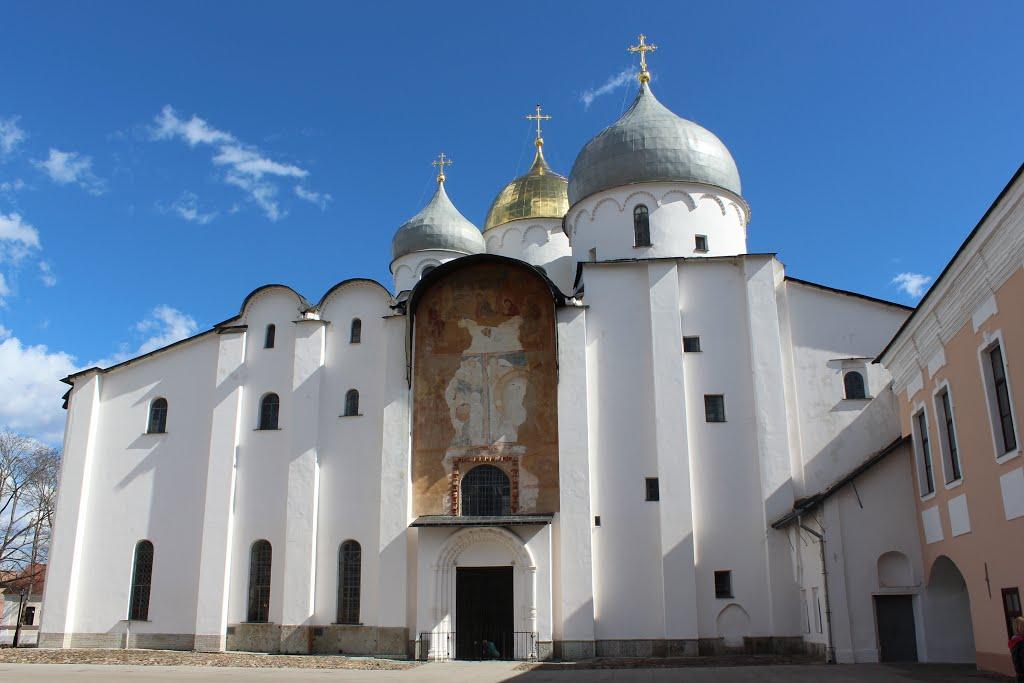Софийский собов Великого Новгорода