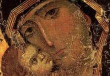 Божья матерь Владимирская