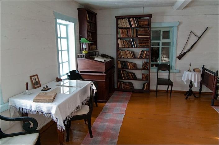 Комната Ленина в Шушенском