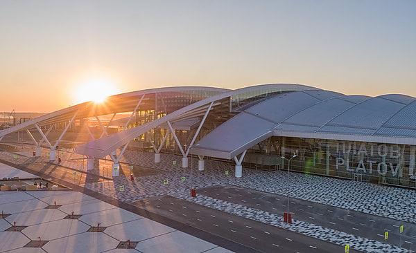 Аэропорт Платов Ростов-на-Дону