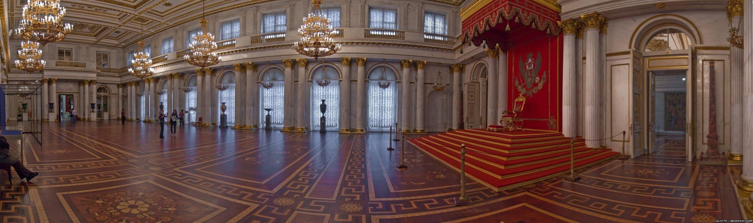 Георгиевский зал эрмитажа