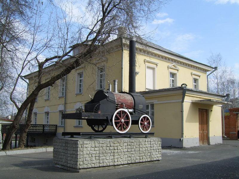 Музей Дом Черепанова в Нижнем Тагиле