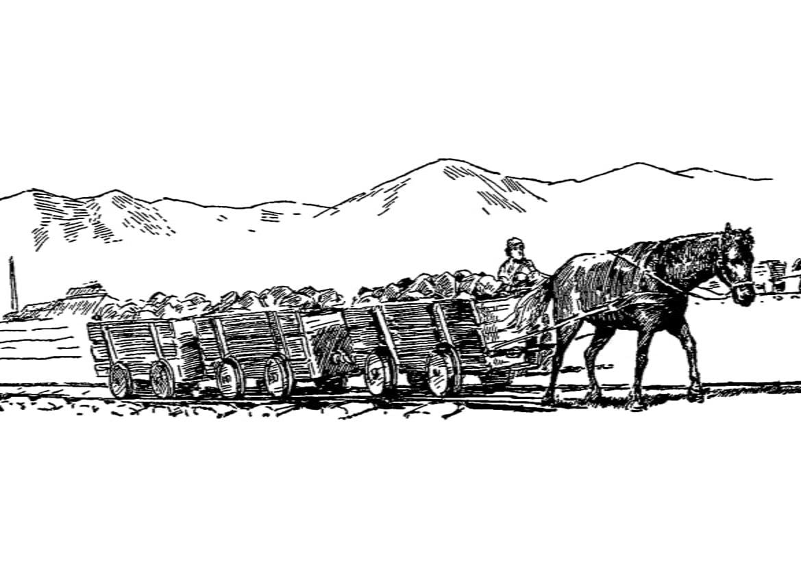Рисунок Чугунки