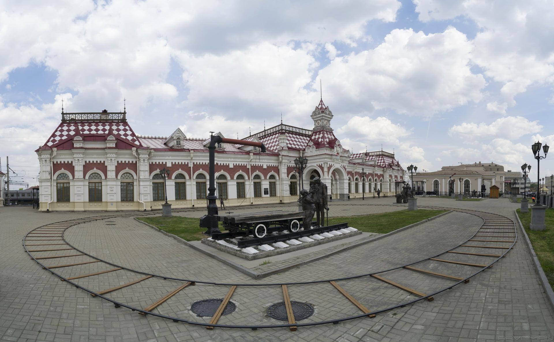 Екатеринбург. Музей Горнозаводской железной дороги