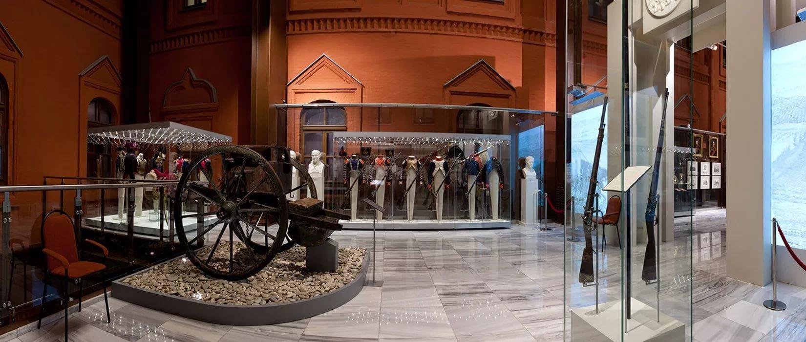 В Музее Войны 1812 года