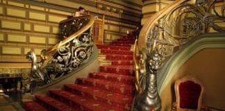 Лестница архитектора Кекушева в центральных хлудовских банях