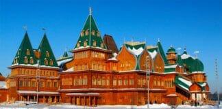 Музей Коломенское