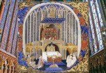 Святой Людовик Сен-Шапель