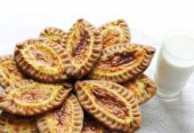 Карельские и финские пирожки с картофелем