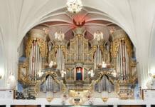 Кафедральный собор Калининграда_орган