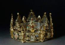 Корона-реликварий. Сент-Шапель