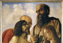 Джованни Беллини. Оплакивание. Пинакотека Ватикана Roma Aeterna