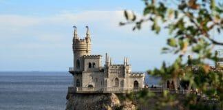Ласточкино гнездо. Крым