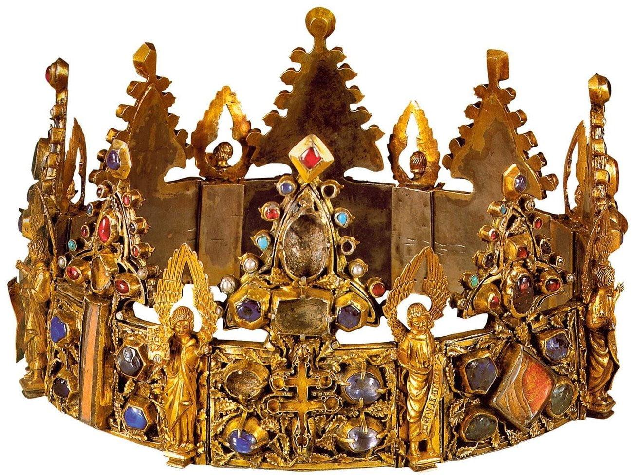 Французская корона