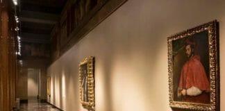 "Портрет Алессандро Фарнезе на выставке ""Венеция Ренессанса. Тициан, Тинторетто, Веронезе"" в ГМИИ Пушкина"