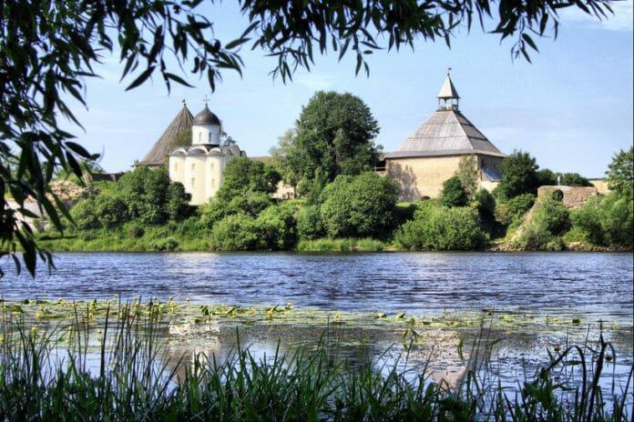 Древний город Старая Ладога