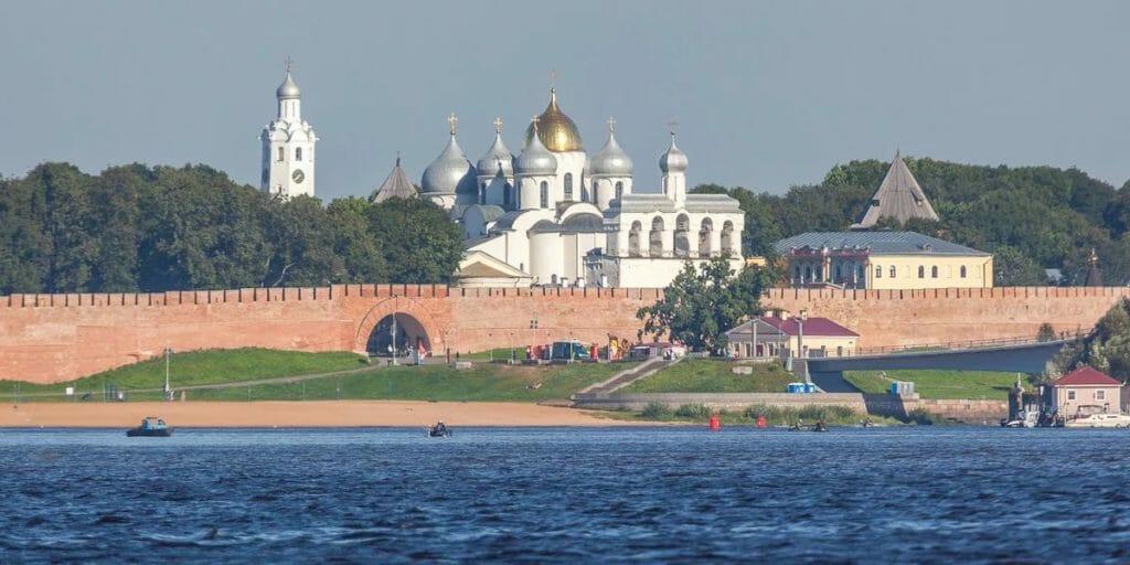 Кремль Великого Новгорода в наши дни
