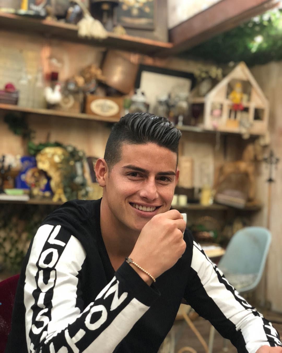 Родригес Хамес. Сборная Колумбии