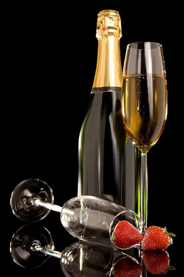 шампанское праздник