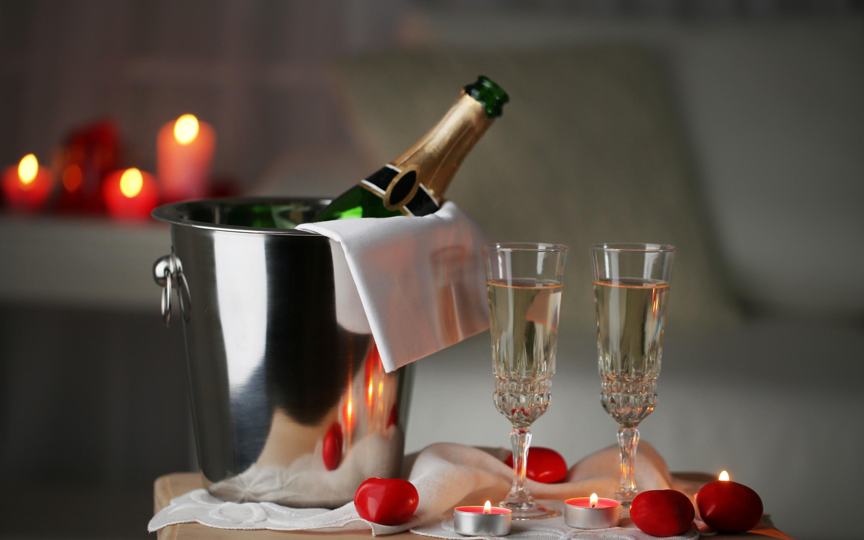 Шампанское. Новый год