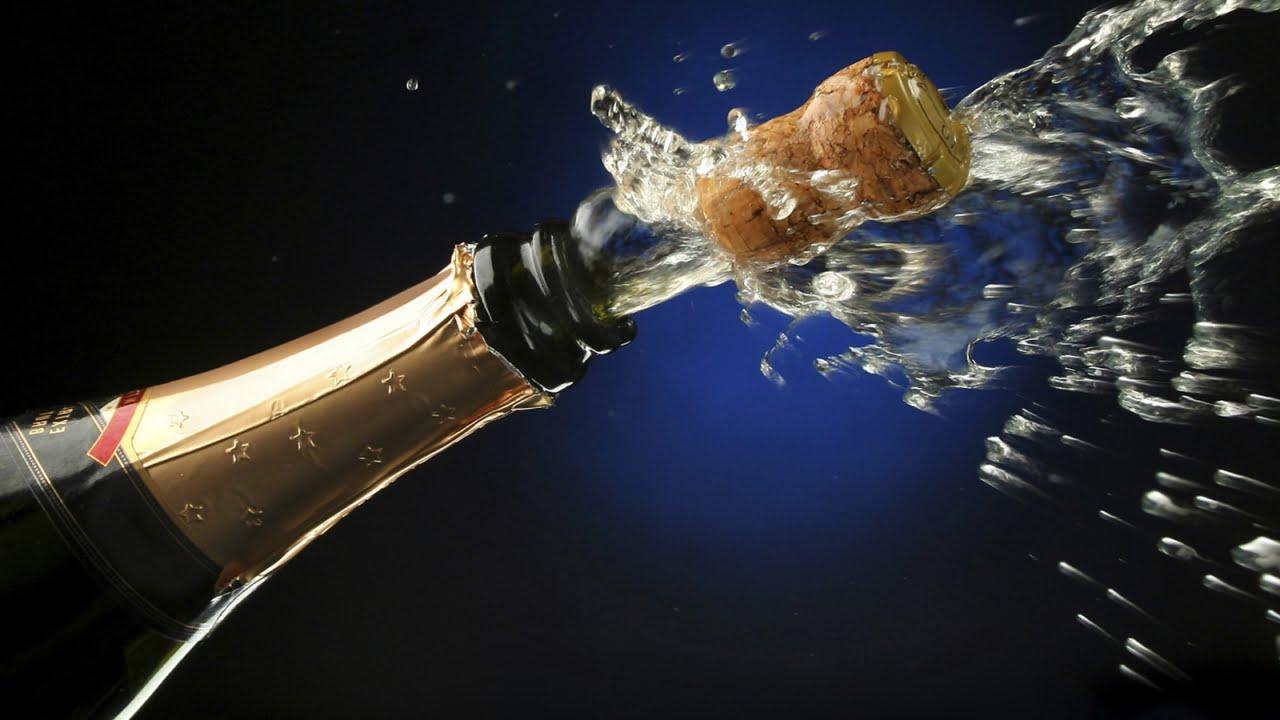 шампанское. история напитка