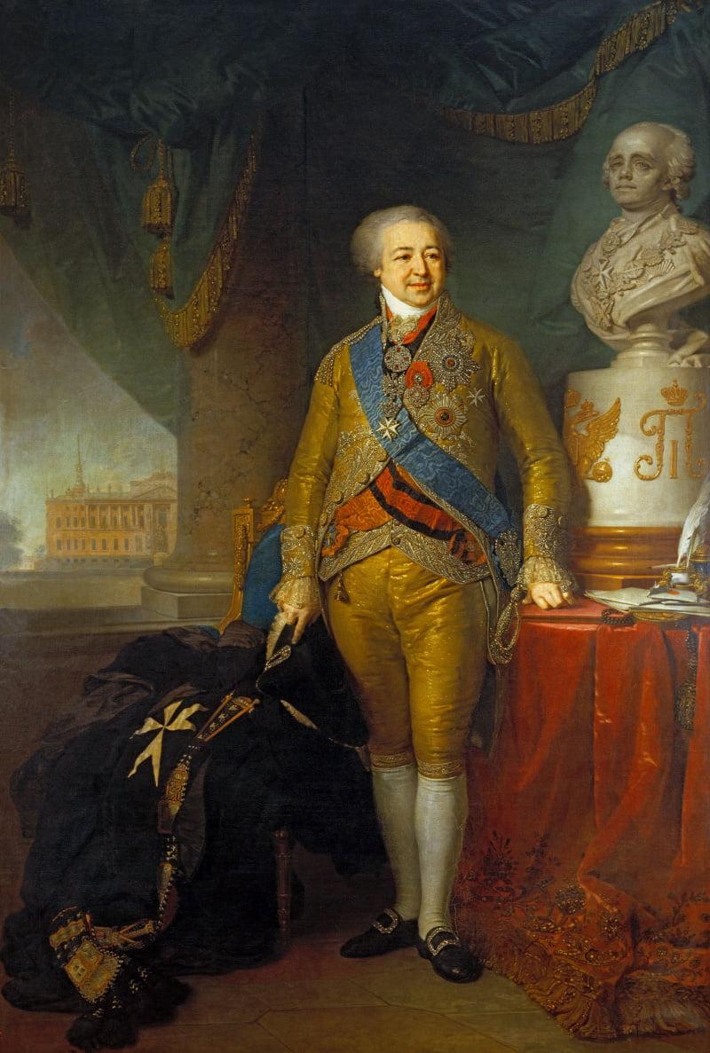 князь Александр Куракин