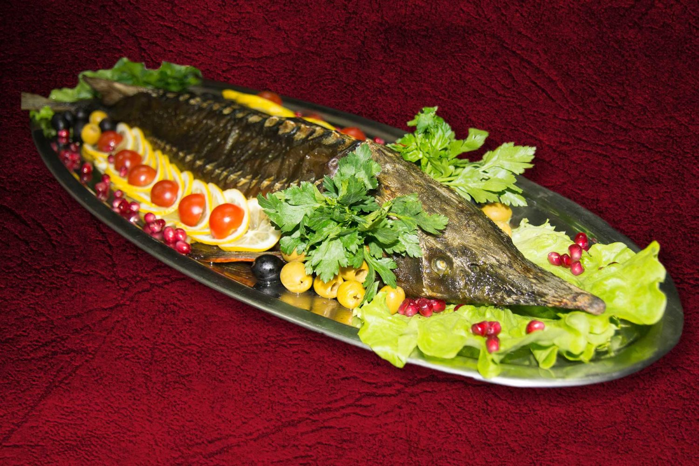 Рыба. Блюдо