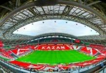 Казань. Матч за суперкубок УЕФА 2023
